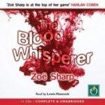 The Blood Whisperer audiobook
